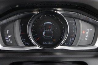 2017 Volvo XC60 DZ MY17 D4 Luxury White 6 Speed Automatic Geartronic Wagon