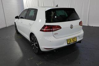 2015 Volkswagen Golf VII MY15 GTI DSG Performance White 6 Speed Sports Automatic Dual Clutch