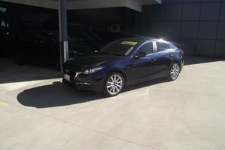 2018 Mazda 3 BN5238 SP25 SKYACTIV-Drive Deep Crystal Blue 6 Speed Sports Automatic Sedan