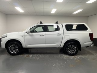 2020 Mazda BT-50 TFR40J XT 4x2 White 6 Speed Sports Automatic Cab Chassis