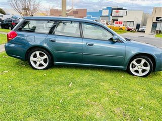2006 Subaru Liberty MY06 2.0R Blue 4 Speed Auto Elec Sportshift Wagon.