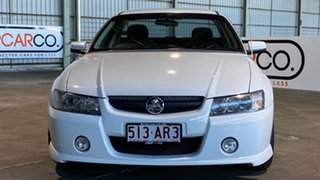 2007 Holden Ute VZ MY06 SV6 White 5 Speed Automatic Utility