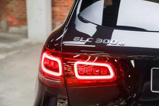 2020 Mercedes-Benz GLC-Class X253 800+050MY GLC300 9G-Tronic 4MATIC e Obsidian Black Metallic