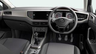 2021 Volkswagen Polo AW Trendline Limestone Grey 7 Speed Semi Auto Hatchback