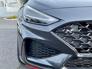 2021 Hyundai i30 Pde.v4 MY22 N Dark Knight 6 Speed Manual Hatchback.