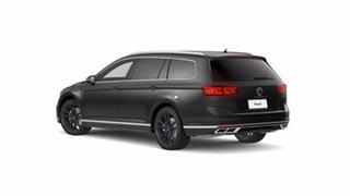 2021 Volkswagen Passat B8 206TSI R-Line Manganese Grey Metallic 6 Speed Semi Auto Wagon.