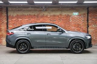 2021 Mercedes-Benz GLE-Class C167 801MY GLE53 AMG SPEEDSHIFT TCT 4MATIC+ Selenite Grey 9 Speed