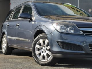 2009 Holden Astra AH MY09 CD Metro/80i 4 Speed Automatic Wagon.