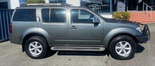 2009 Nissan Pathfinder R51 MY08 ST-L Grey 5 Speed Sports Automatic Wagon.