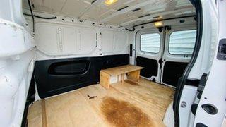 2017 Renault Trafic X82 85kW Low Roof SWB White 6 Speed Manual Van