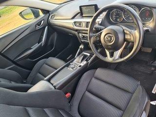 2014 Mazda 6 GJ1031 MY14 Sport SKYACTIV-Drive Blue 6 Speed Sports Automatic Wagon