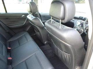 2006 Mercedes-Benz C-Class W203 C180 Kompressor Classic Silver Automatic Sedan