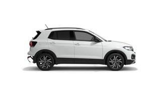 2021 Volkswagen T-Cross C1 85 TSI CityLife (Black) Pure White 7 Speed Semi Auto SUV