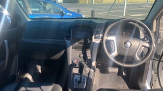 2010 Holden Captiva LX White 5 Speed Automatic Wagon