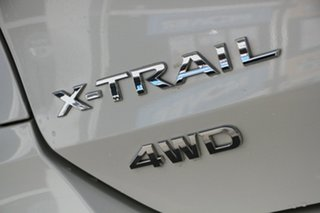 2017 Nissan X-Trail T32 Series II Ti X-tronic 4WD White 7 Speed Constant Variable Wagon