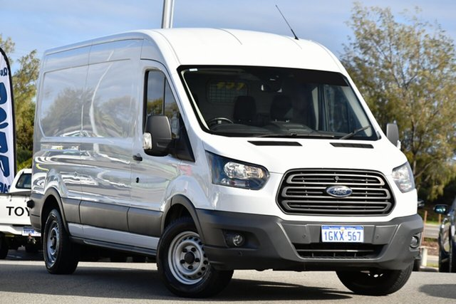 Used Ford Transit VO 2017.75MY 350L (Mid Roof) Clarkson, 2018 Ford Transit VO 2017.75MY 350L (Mid Roof) White 6 Speed Automatic Van