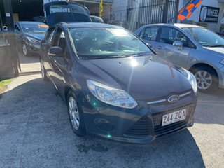 2013 Ford Focus LW MkII Ambiente PwrShift 6 Speed Sports Automatic Dual Clutch Hatchback