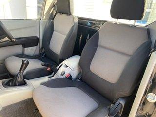 2009 Mitsubishi Triton MN MY10 GLX 4x2 Black 5 Speed Manual Cab Chassis