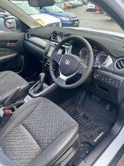 2021 Suzuki Vitara LY Series II Turbo 4WD Cool White 6 Speed Sports Automatic Wagon