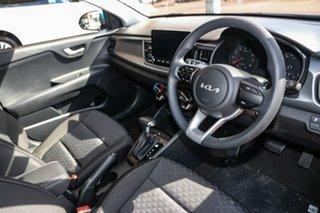 2021 Kia Rio YB S Blue Automatic Hatchback