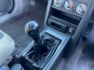 2001 Nissan X-Trail T30 ST Silver 5 Speed Manual Wagon.
