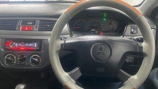 2005 Mitsubishi Lancer CH MY06 ES Silver 4 Speed Auto Sports Mode Sedan