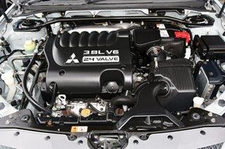 2007 Mitsubishi 380 DB Series III SX Silver 5 Speed Sports Automatic Sedan