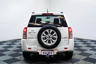 2013 Suzuki Grand Vitara JT MY13 Urban Navigator White 4 Speed Automatic Wagon