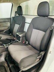 2017 Mitsubishi Triton MQ MY17 GLX 4x2 White 5 Speed Manual Cab Chassis