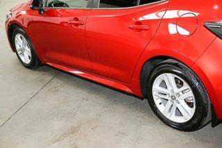 2018 Toyota Corolla Mzea12R SX Orange 10 Speed Constant Variable Hatchback