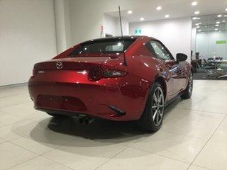 2020 Mazda MX-5 ND GT RF SKYACTIV-Drive Soul Red 6 Speed Sports Automatic Targa.