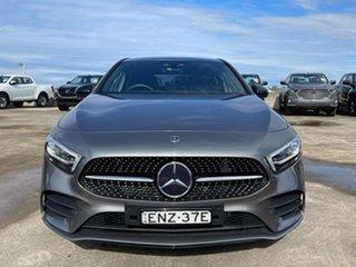 2019 Mercedes-Benz A-Class W177 800MY A250 DCT 4MATIC Grey 7 Speed Sports Automatic Dual Clutch