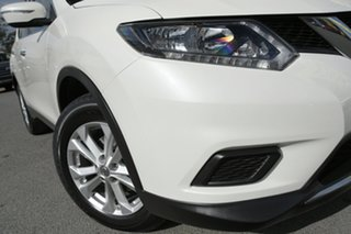 2017 Nissan X-Trail T32 ST X-tronic 2WD Snow White Pearl 7 Speed Constant Variable Wagon.