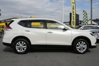 2017 Nissan X-Trail T32 ST X-tronic 2WD Snow White Pearl 7 Speed Constant Variable Wagon