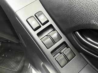 2016 Isuzu D-MAX MY15 SX Crew Cab 4x2 White 5 Speed Manual Utility