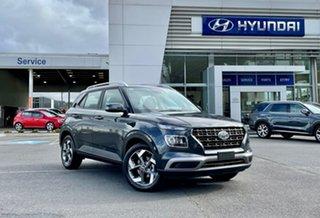 2021 Hyundai Venue QX.V3 MY21 Active Cosmic Grey 6 Speed Automatic Wagon.
