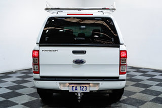 2018 Ford Ranger PX MkII MY18 XL 2.2 Hi-Rider (4x2) White 6 Speed Automatic Cab Chassis