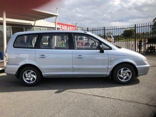 2006 Hyundai Trajet V6 2.7 Silver 4 Speed Automatic Wagon.
