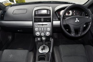 2007 Mitsubishi 380 DB Series III SX Silver 5 Speed Sports Automatic Sedan.