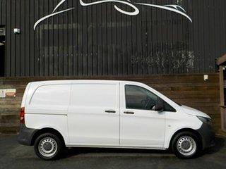 2016 Mercedes-Benz Vito 447 111CDI SWB White 6 Speed Manual Van