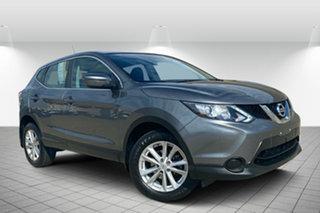 2017 Nissan Qashqai J11 ST Grey 1 Speed Constant Variable Wagon.