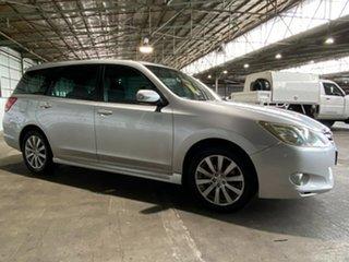 2009 Subaru Liberty B4 MY09 Premium AWD Silver 4 Speed Sports Automatic Wagon.