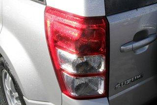 2012 Suzuki Grand Vitara JB MY09 Sport Silver 5 Speed Manual Wagon