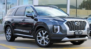 2021 Hyundai Palisade LX2.V1 MY21 Highlander AWD Steel Graphite 8 Speed Sports Automatic Wagon.