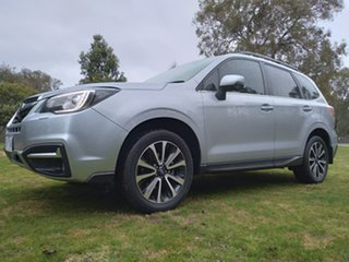 2018 Subaru Forester S4 MY18 2.5i-S CVT AWD Silver 6 Speed Constant Variable Wagon