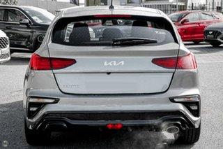 2021 Kia Cerato BD MY22 Sport Grey 6 Speed Sports Automatic Hatchback.