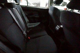 2013 Subaru Impreza G4 MY13 2.0i Lineartronic AWD Black 6 Speed Constant Variable Hatchback