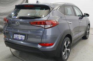 2016 Hyundai Tucson TLe MY17 Elite AWD Grey 6 Speed Sports Automatic Wagon.
