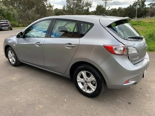 2013 Mazda 3 BL Series 2 Neo Silver Sports Automatic Hatchback