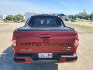 2019 LDV T60 SK8C Trailrider Red 6 Speed Sports Automatic Utility